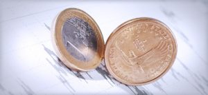 Financial industry contact coins