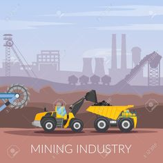 mining industry icon
