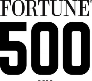 Fortune 500 largest companies in USA logo, mailing lists of company employees