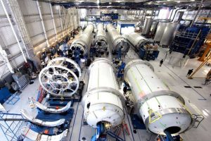 Aerospace industry mailing list contacts of employees