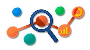 Email analytics data traffic stats graphic