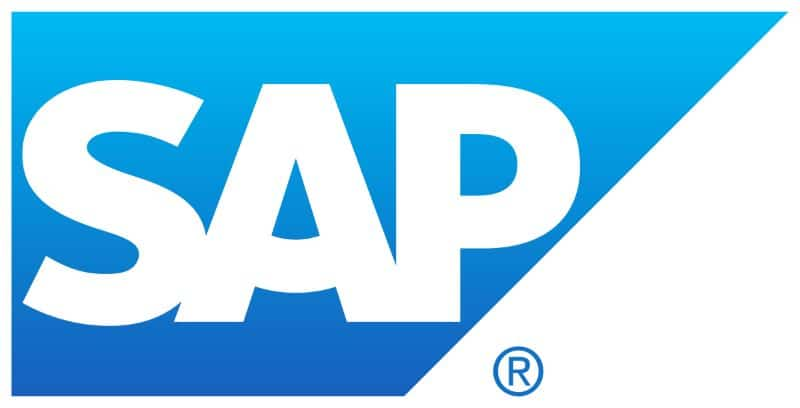 SAP ERP software logo
