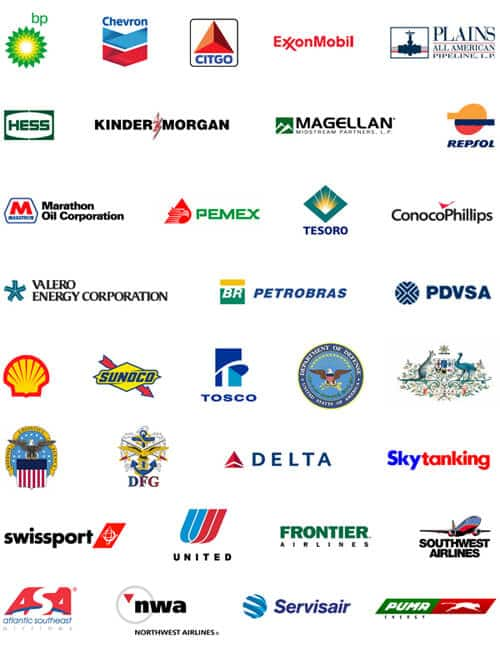 logos of largest companies in oil industry