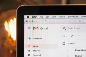 Gmail inbox email addresses case sensitive